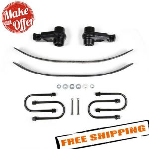 Zone Offroad ZONC1224 Suspension Lift Kit for 04-12 Colorado & Canyon 4WD