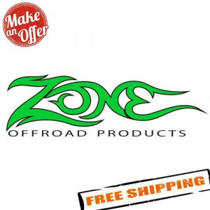 Zone Offroad ZOND2620 Replacement Component Box for 2013-2016 Dodge Ram 1500