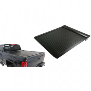 """Pace Edwards Switchblade Retractable Tonneau Cover for Silverado/Sierra 6'6"""" Bed"""