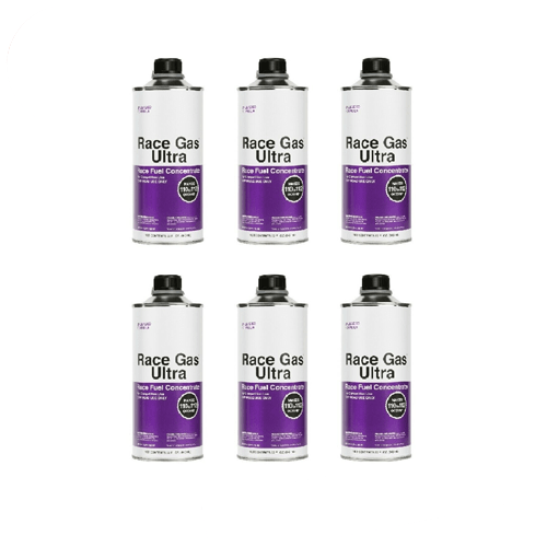 Race Gas 200032 32 oz. Cans of Offroad Ultra Race Concentrate - Set of 6