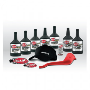 Red Line Oil 90231 V-Twin 20W60HD PowerPack