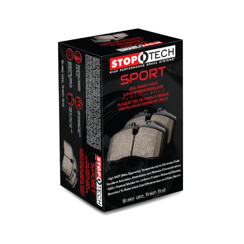 StopTech Front Sport Brake Pads for 1993-1998 Toyota Supra Twin Turbo 2JZ-GTE