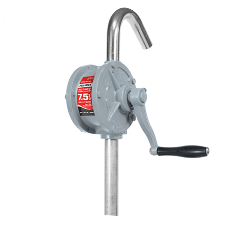 Fill-Rite SD62 Hand Operated Drum Pump, Rotary, 7.5 GPM