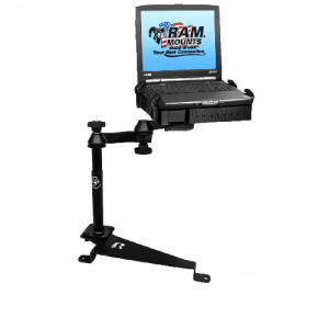 RAM Mounts RAM-VB-188-SW1 No-Drill Laptop Mount for 13-16 Jeep Compass & Patriot