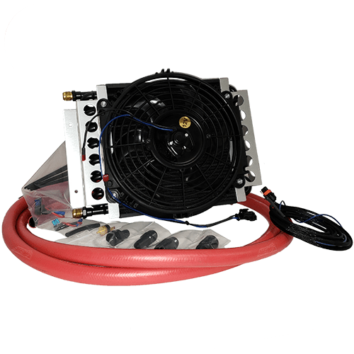 ATS 3109002000 Auxiliary Transmission Cooler Kit