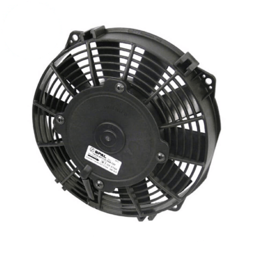 """SPAL 30100394 7.5"""" Low Profile Puller Electric Fan with Straight Blades"""