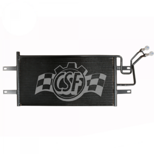 CSF 20009 Automatic Transmission Oil Cooler for 2003-2009 Dodge Ram 2500/3500