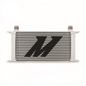 Mishimoto MMOC-19 Universal Silver 19-Row Oil Cooler