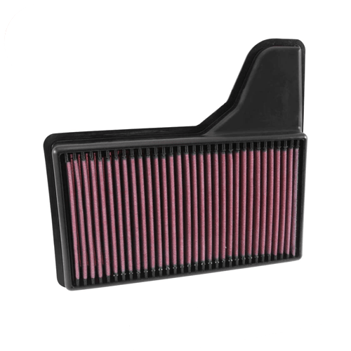 K&N 33-5029 Replacement Air Filter for 2015-2020 Ford Mustang 2.3L 3.7L 5.0L
