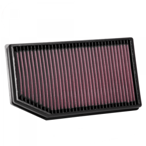 K&N 33-5076 Replacement Air Filter for 2018-2020 Jeep Wrangler JL/Gladiator