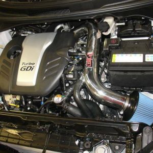 Injen IS1341P IS Cold Air Intake System for 13-17 Hyundai Veloster 1.6L L4 Turbo