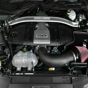 JLT CAI-FMG-18 Black Cold Air Intake System for 2018-2020 Ford Mustang GT 5.0L