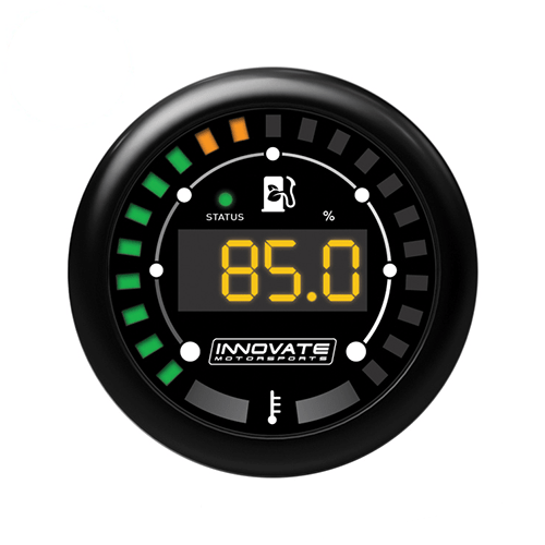Innovate Motorsports 3912 MTX-D Ethanol Content % and Fuel Temp Gauge Kit