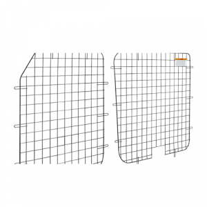 Weather Guard 88021 Side Door Full Window Screen for Ford E-Series