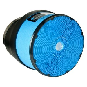 Volant 61517 PowerCore Round Straight Blue Air Filter