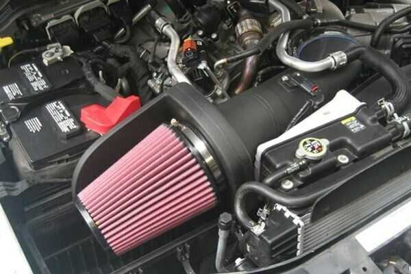 Volant 59867 Cold Air Intake Kit for 11-16 Ford F-250, F-350 Super Duty 6.7L V8