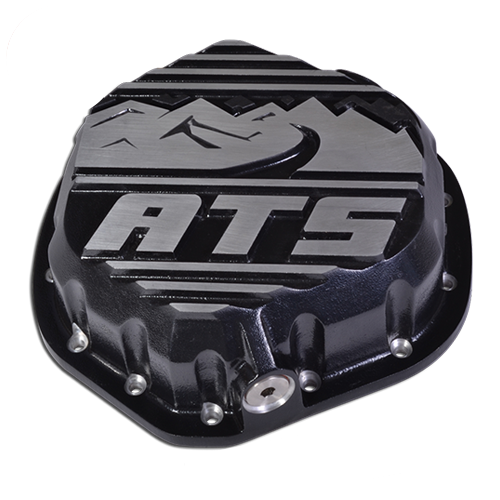 ATS 4029156248 Protector Rear Differential Cover for GM 2500HD & 3500 & Dodge