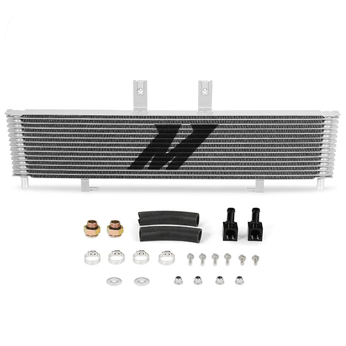 Mishimoto MMTC-DMAX-06SL Transmission Cooler for 06-10 Chevy/GMC 6.6L Duramax