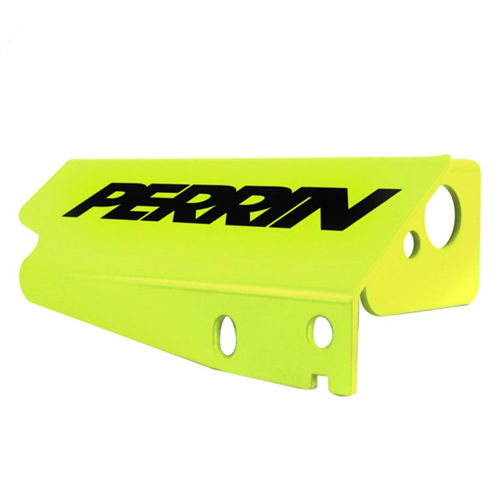 Perrin PSP-ENG-161NY Yellow Boost Control Solenoid Cover for 08-19 Subaru STI
