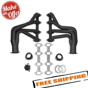 Flowtech 12540 Long Tube Header - Painted for 1965-1974 Ford F100/150/250