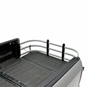 AMP Research 74841-00A Silver BedXTender HD Max for 2019 Chevy Silverado 1500