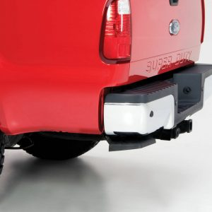 AMP Research 75312-01A BedStep Bumper / Tailgate Step for 2015-2018 Ford F150