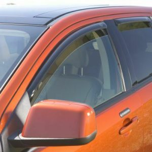 Auto Ventshade (AVS) 194346 In-Channel Ventvisor Side Window Deflector for 2019-2020 Jeep Compass