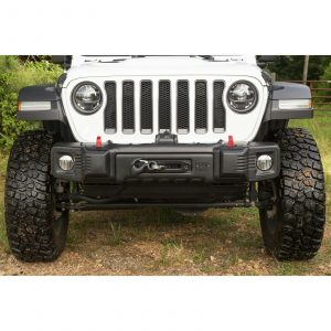 Rugged Ridge 11544.24 Spartacus Stubby Bumper for 18-20 Jeep Wrangler JL/2020 JT