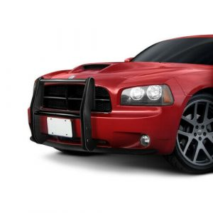 Steelcraft 52220P Black Police Push Bar for 2006-2010 Dodge Charger