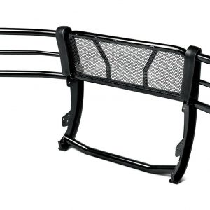 Westin 57-2505 HDX Grille Guard with Punch Plate for 2009-2014 Ford F-150