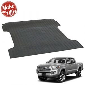 """Dee Zee DZ86964 Heavyweigh Truck Bed Mat for 2005-2018 Toyota Tacoma - 6"""" Bed"""