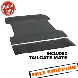 """Dee Zee DZ86964 Truck Bed Mat & Tailgate Mat for 2005-2019 Toyota Tacoma 6"""" Bed"""
