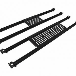 Dee Zee DZ95030TB Overland Molle Panel for 2020 Jeep Gladiator