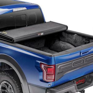 """Extang 83480 Solid Fold 2.0 Tonneau Cover for 2015-2020 Ford F-150 6'6"""" Bed"""