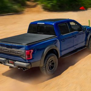 """Extang 83486 Solid Fold 2.0 Tonneau Cover for 2017-2020 Ford Super Duty 6'9"""" Bed"""