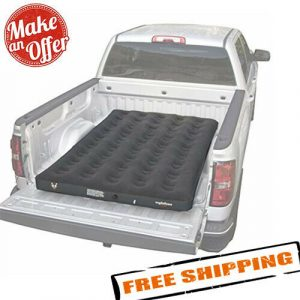 Rightline Gear 110M60 Air Mattress for Mid-Size Trucks with 5' to 6' Bed