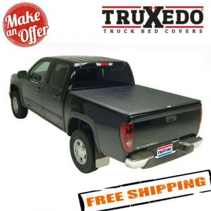 TruXedo 247601 TruXport Tonneau Cover for 94-04 GM S-10/Sonoma Stepside 6' Bed