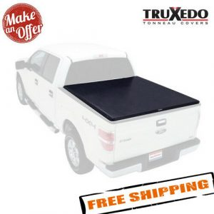 "Truxedo 269101 Soft Roll-Up Tonneau Cover - 2008-2016 Ford F250/F350 - 6'9"" Bed"