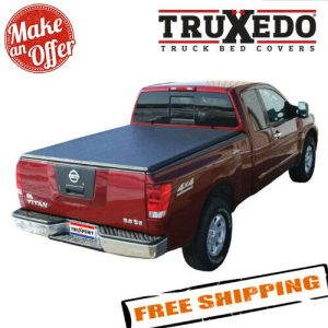 TruXedo 283601 TruXport Tonneau Cover for 98-04 Nissan Frontier King Cab 6' Bed