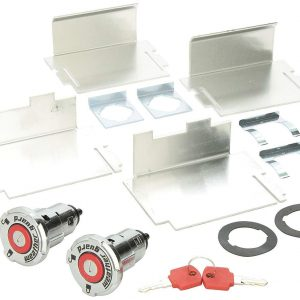 Weather Guard 7838-2PK ExtremeProtection Dual Retro Fit Tool Box Lock Kit