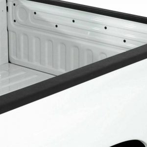 Westin 72-40181 Smooth Bed Rail Caps for 2004-2012 Colorado & Canyon - 6' Bed