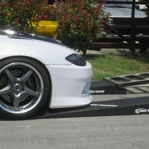"""Race Ramps RR-TR-7 7"""" H Trailer Ramp - 5.5 Degree Approach Angle"""