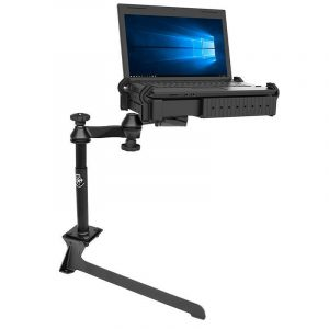 RAM Mounts RAM-VB-154-SW1 No-Drill Laptop Mount for 2005-2019 Nissan Frontier