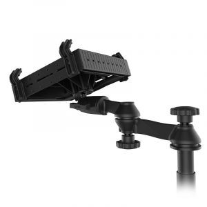 RAM Mounts RAM-VB-185-SW1 No-Drill Laptop Mount for 1997-2016 Ford F-Series