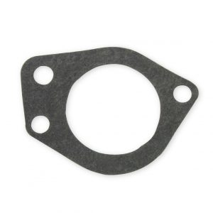 Mr. Gasket 9713 Chrome Water Neck for 1979-1997 Ford 302/351W