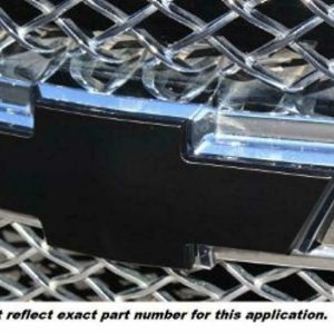 All Sales 96041K Chevy Bowtie Style Grille Emblem for 98-04 Chevy S-10 Pickup