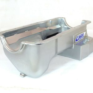 Canton 15-694 For Ford 351W Fox Body Mustang Rear T Sump Road Race Pan