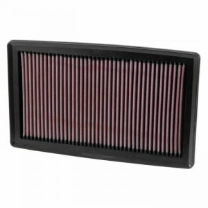 K&N 33-2499 Replacement Air Filter for 2013-2019 Acura TLX / Honda Accord 3.5L