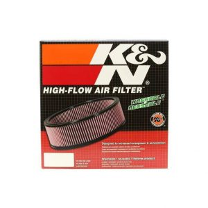 K&N E-1450 Washable & Reusable High-Flow Replacement Air Filter