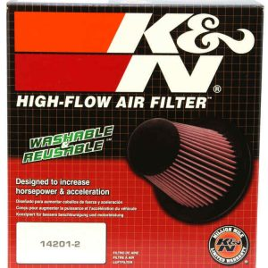 K&N E-1983 Replacement Air Filter for 2010-2018 Audi A6 / A7 Quattro, S6